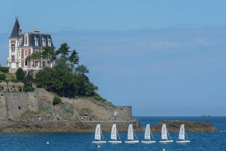 Dinard - Bretagne - côte d'Emeraude